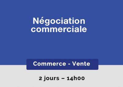 Négociation commerciale