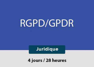 RGPD/GPDR – DPO